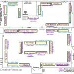 2009 Creative Finds Floorplan