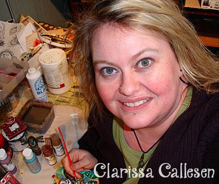 Clarissa Callesen