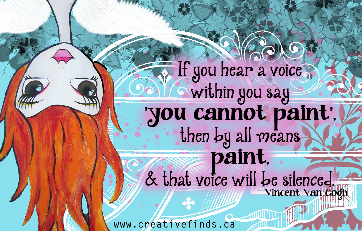 You Can't Paint