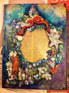 Megan: Friday ~ Creative Collective Catcher … A Journal!