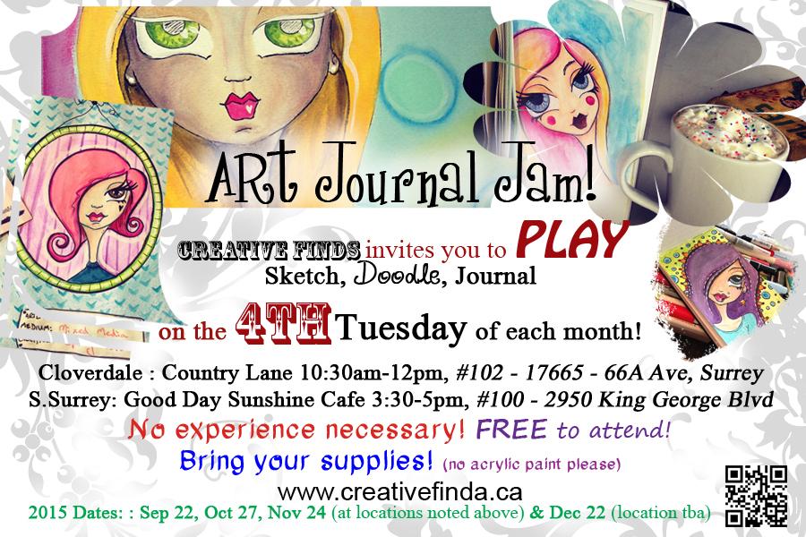 ART JOURNAL jam 2015